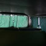Nacht im grünen Bus